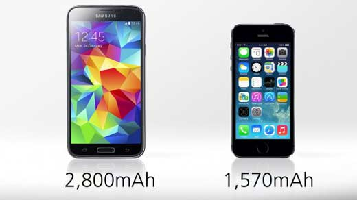 galaxy-s5-vs-iphone-5s-batterie-autonomie