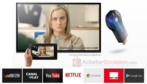 google chromecast cl hdmi tv connect e. Black Bedroom Furniture Sets. Home Design Ideas