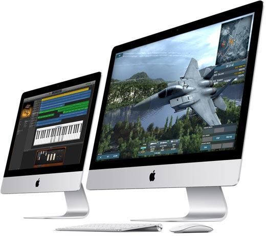 imac 27 pouces d 39 occasion apple imac de 2013. Black Bedroom Furniture Sets. Home Design Ideas