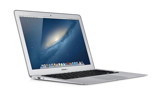 L'Ultra-portable d'Apple, souvent imité mais jamais égalé, met la barre haut pour la concurrence avec cette version de 2013, c'est la sixième génération du MacBook Air.