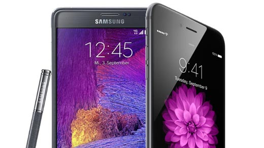 samsung-galaxy-note-4-vs-iphone-6-plus